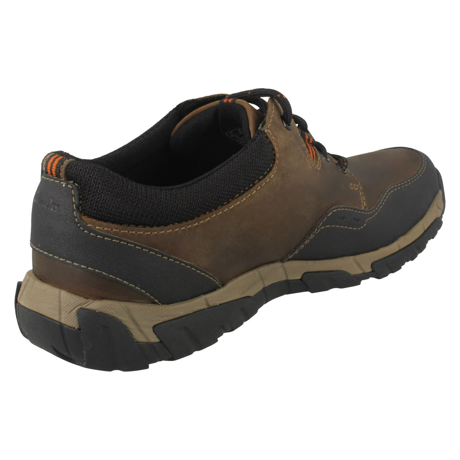 Mens Clarks Casual Shoes /'Walbeck Edge II/'
