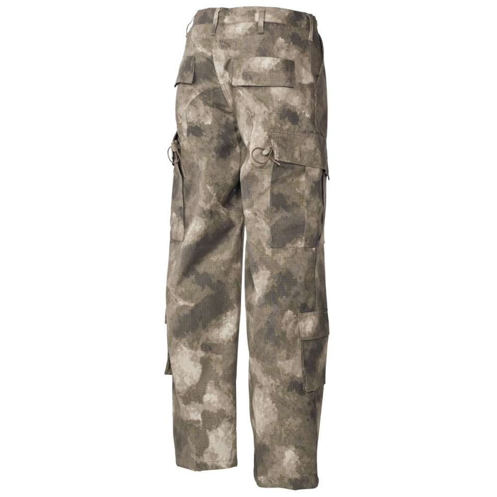 US Field Pants Acu Army Camouflage Trousers Bundeswehr Cargo Camo Bdu Bw