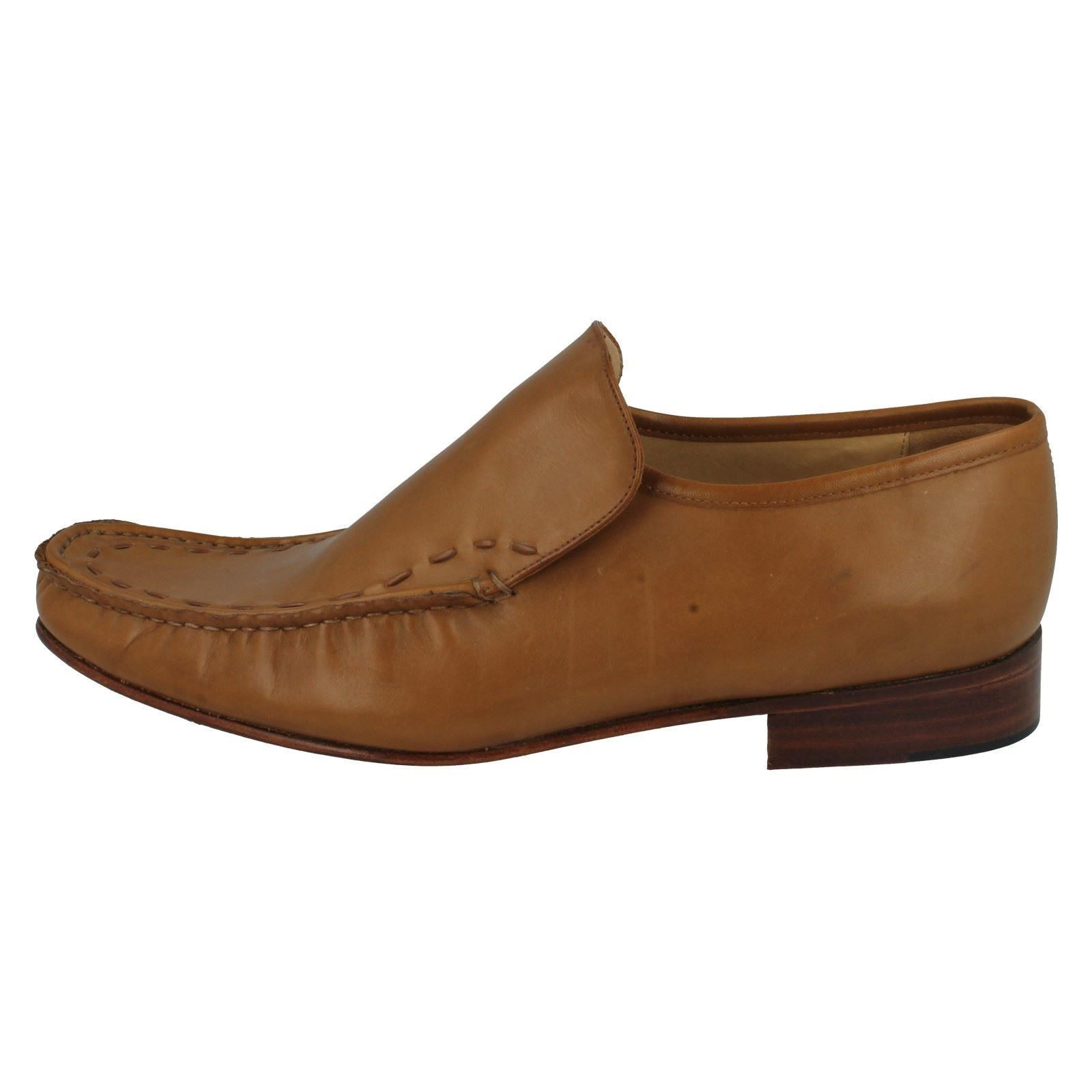 Details about  /Mens FeatherMaster By Grenson Moccasin Shoes /'Maine/'