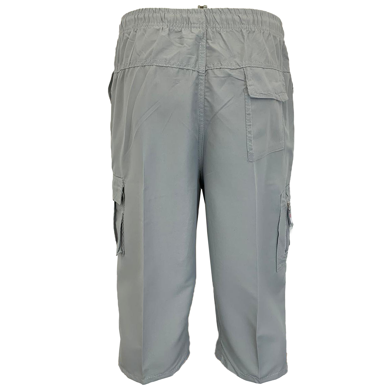 Hombres Camuflaje Combate Cargo Pantalones Cortos 3//4 Militar Sports Verano New