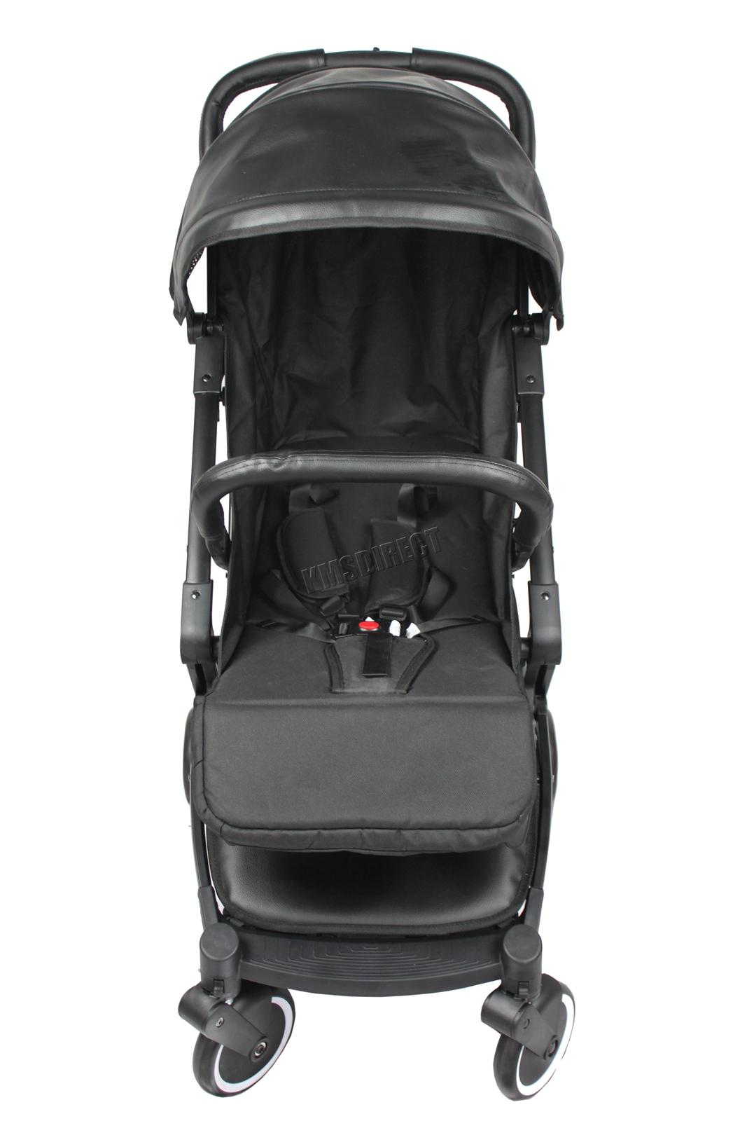 Foxhunter Faltbar Baby Kinderwagen Kinderwagen Kleinkind Buggy Verstellbar Bs03