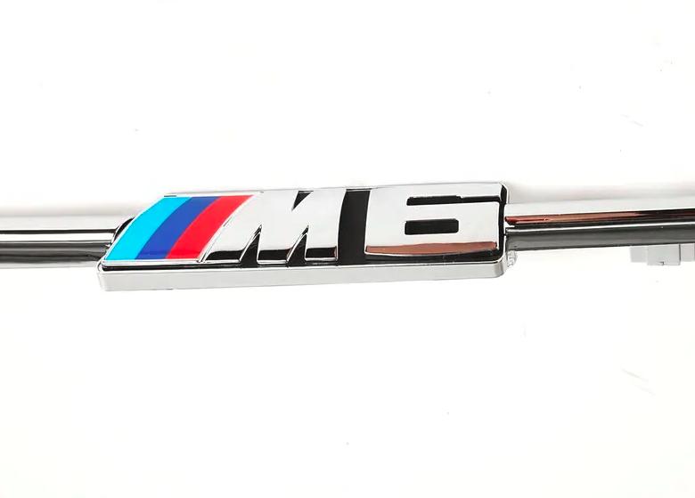 Neuf D/'Origine BMW M6 E64 E63 Aile Badge Garniture N//S GAUCHE 7906525 OEM