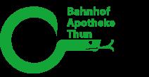 Logo Bahnhof Apotheke Thun