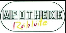 Logo Räblüte Apotheke