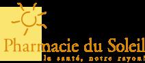 Logo Pharmacie du Soleil SA