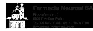 Logo Farmacia Neuroni SA