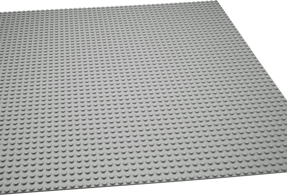 """LEGO® Bricks & More Bauplatte """"Asphalt""""Diese Bauplatte mit 38x38 cm Noppen ist als Grundelement ein Muss für jede LEGO® Sammlung.Warnhinweis:Achtung! Mindestalter 4 Jahre."""