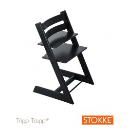 STOKKE® TRIPP TRAPP® Classic Collection Schwarz (100103)