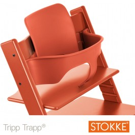 STOKKE® TRIPP TRAPP® Baby Set™ Lava Orange