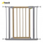 Hauck Türschutzgitter Deluxe Wood and Metal Safety Gate
