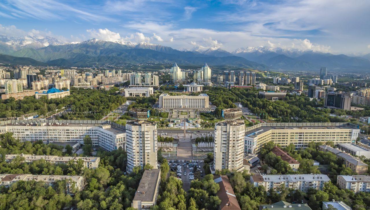 Деловые встречи в Казахстане