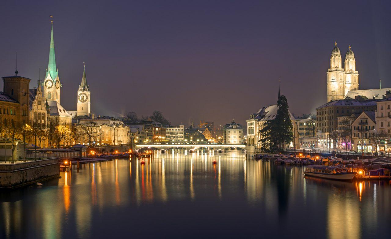 Покоряем Цюрих или как стать владельцем швейцарской косметической компании