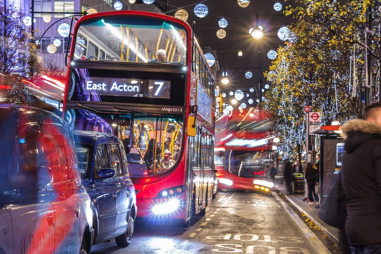 17 декабря мы отправляемся в архитектурный тур по рождественскому Marylebone
