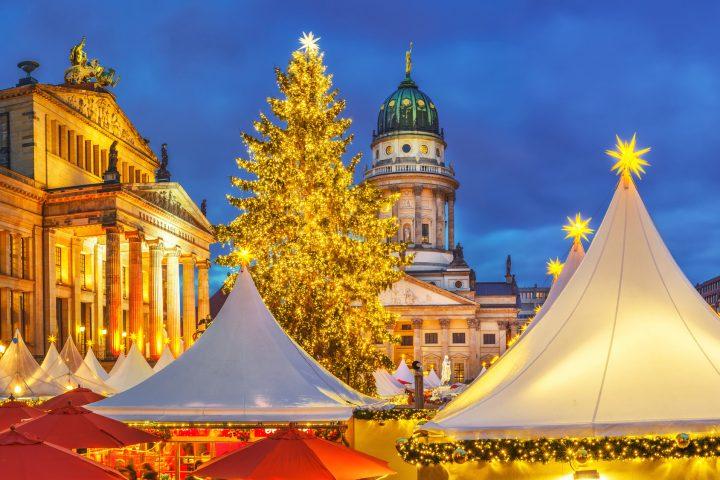 Рождественское предложение недвижимости в Германии: современные квартиры в Берлине (микро-апартаменты)
