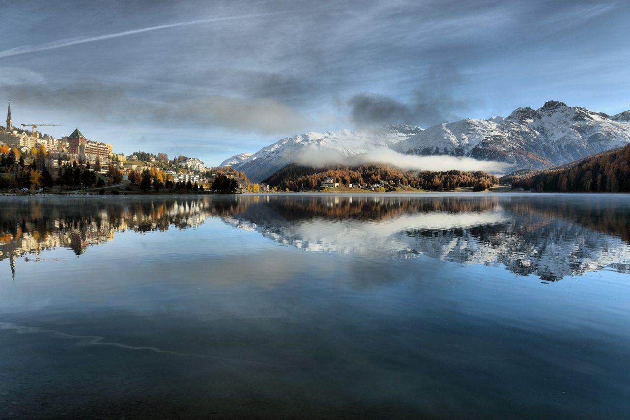 10 фактов о Санкт-Морице или почему цены на недвижимость в Альпийской деревне достигают $45'000 за кв.м.?