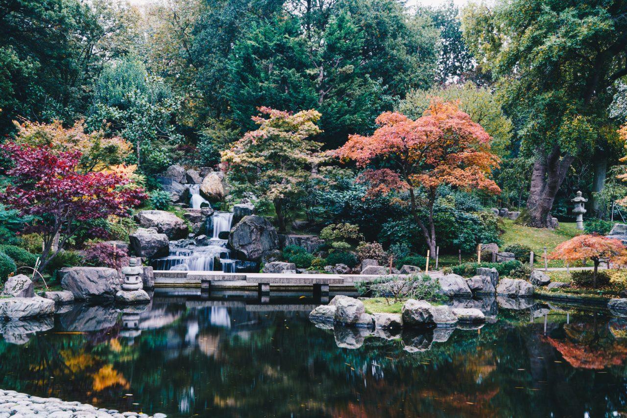 Зарабатываем на недвижимости в Лондоне. Проект Holland Park Villas в Голландском Парке.