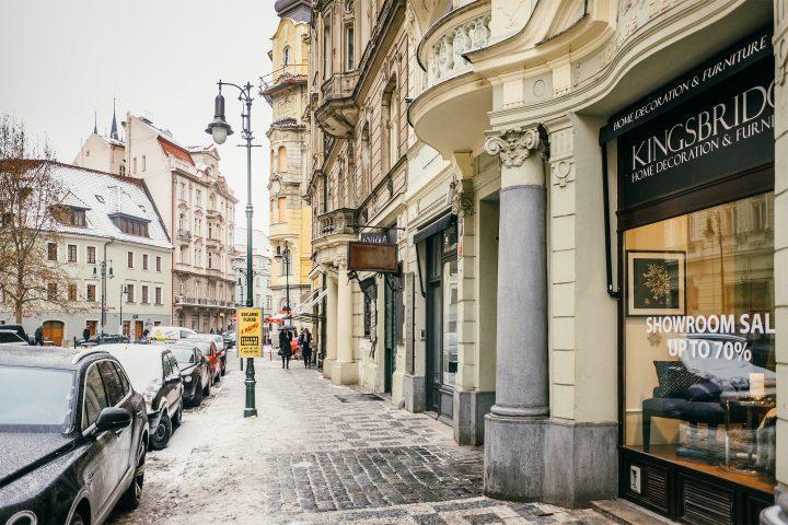 Пражский Old Town Court или чему стоит поучиться у прекрасных дам