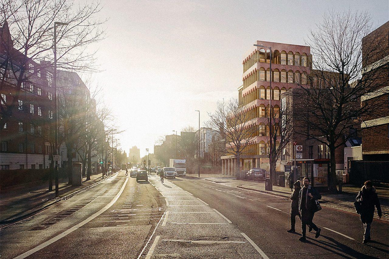 Коммерческая недвижимость в Лондоне: результаты 2017 года и офисное здание на Холлоуэй Роуд