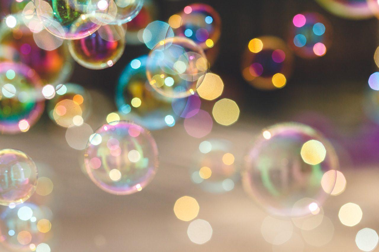 Клубничные пузырики