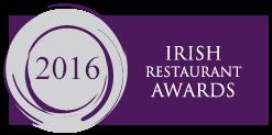 Irish Restaurant Awards 2016