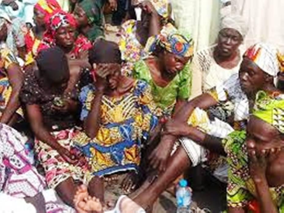 Chibok Parent 2