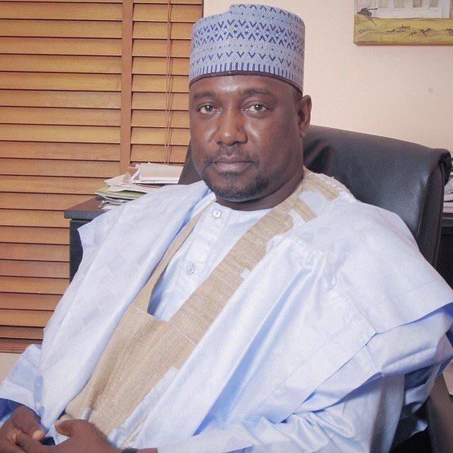 sanni Bello Niger state governor