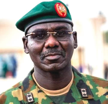 Military begins road construction into Sambisa Forest