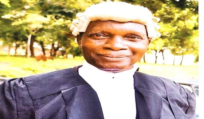 Pius Chuka Enebeli, Oldest Nigerian Law School graduate