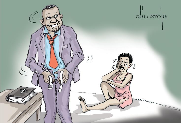 fake pastors rape