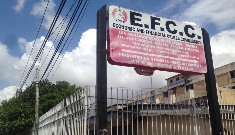 EFCC office in Ikoyi, Lagos