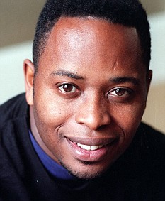 WARNING:  PICTURE SCANNED FOR OVERNIGHT FEATURES Ken Wiwa - author