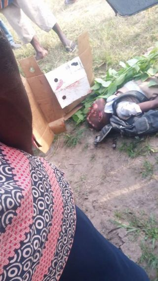 School girl crushed to death by truck