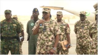 NAF for gambia mission