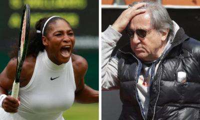 Serena and Nastase