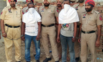 Nigerians nabbed in India for drug peddling