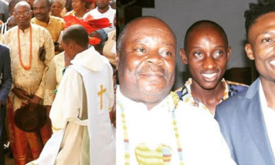 Thanksgiving, Efe and Catholic Priest