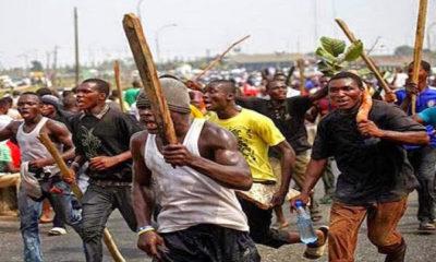 Mob attack
