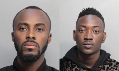 dammy krane chukwuebuka arrested in miami for grand theft