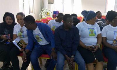 Funeral of Moji Olaiya