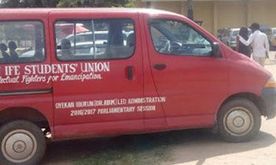OAU bus