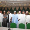 Governors meeting with Osinbajo