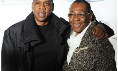 Jayz and mom