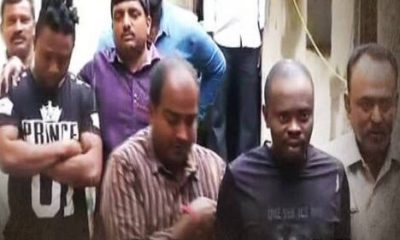 Nigerians arrested in india for drug related offenses