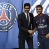 Neymar-with-PSG-President
