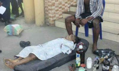 Ifeanyi Dike, suspected ritual killer