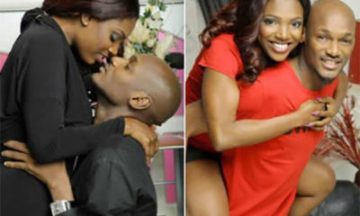 2Baba-and-wife, Annie Idibia