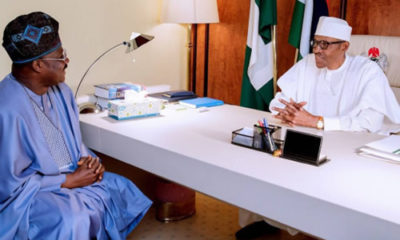 Ajimobi and Buhari