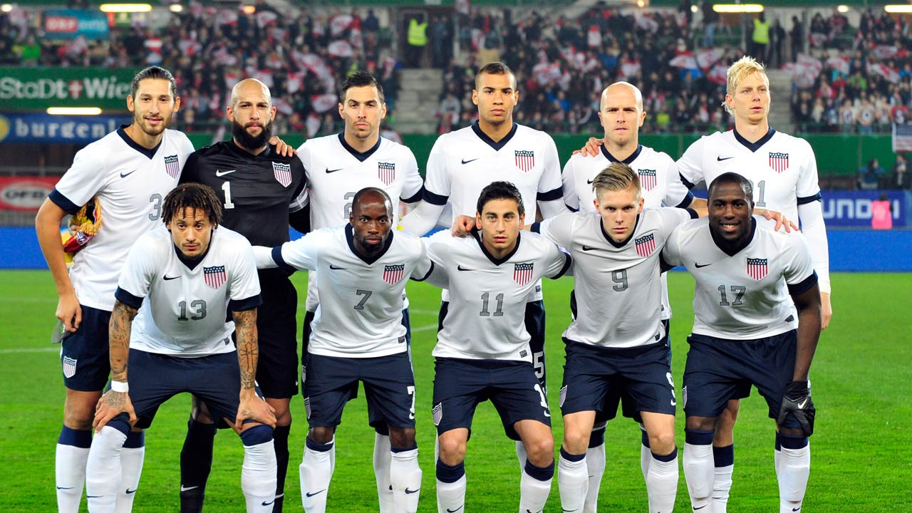 USA World Cup Squad