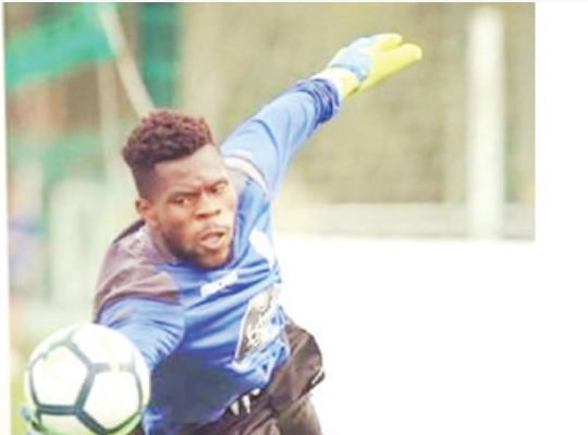Nigerian-goalkeeper
