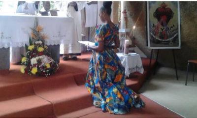 Reverend sister